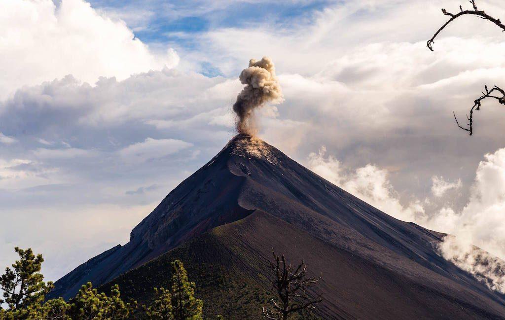 Lustrumreis Guatemala Vulkaan