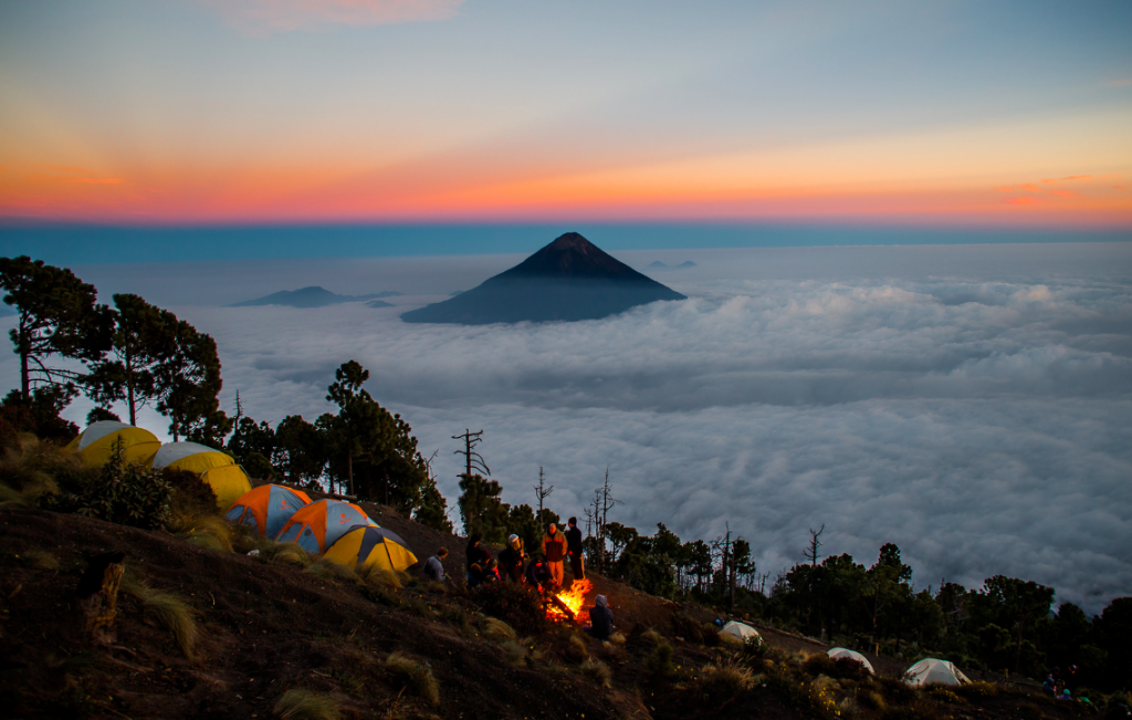 Acatenango Lustrum Reis Vulkaan Hiken