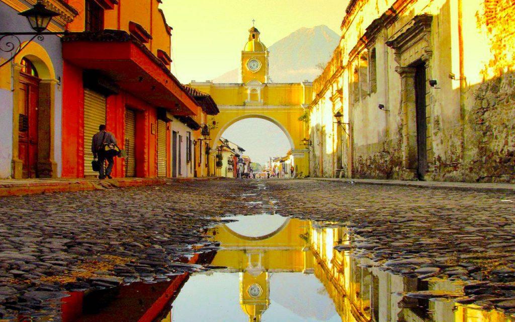 Lustrumreis Jaarclub Guatemala Midden-Amerika Antigua