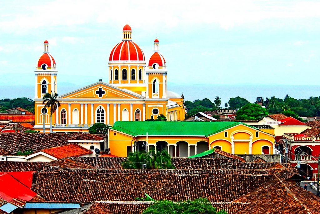 Lustrumreis Jaarclub Nicaragua Granada