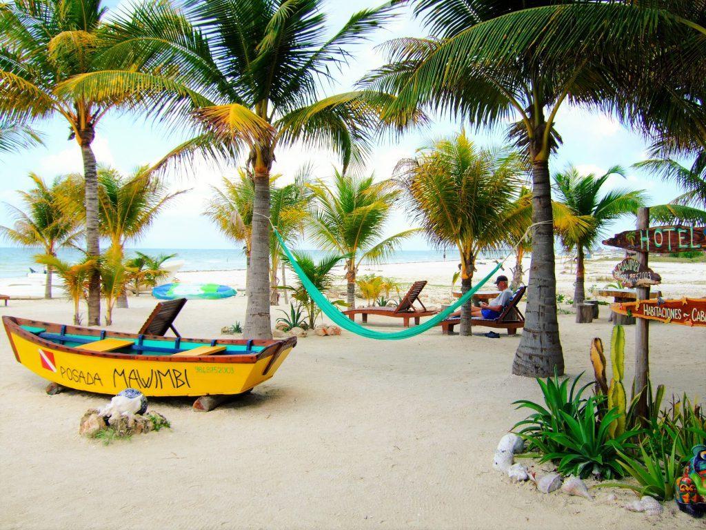 Lustrumreis Mexico Midden-Amerika Isla Holbox