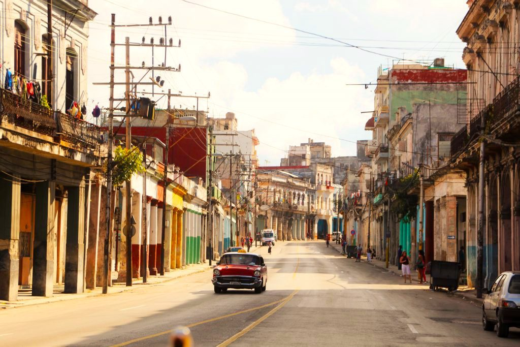 Lustrumreis Cuba Midden-Amerika