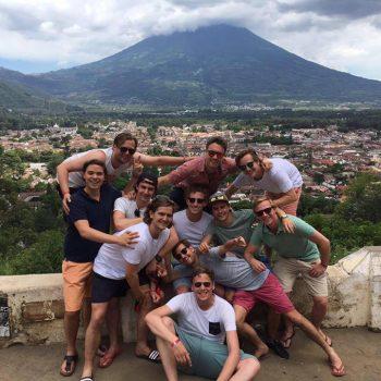 JC Mach Lustrumreis Guatemala Belize Antigua 123