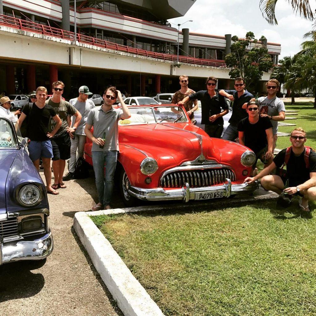 Lustrumreis Lustrumfiesta Cuba