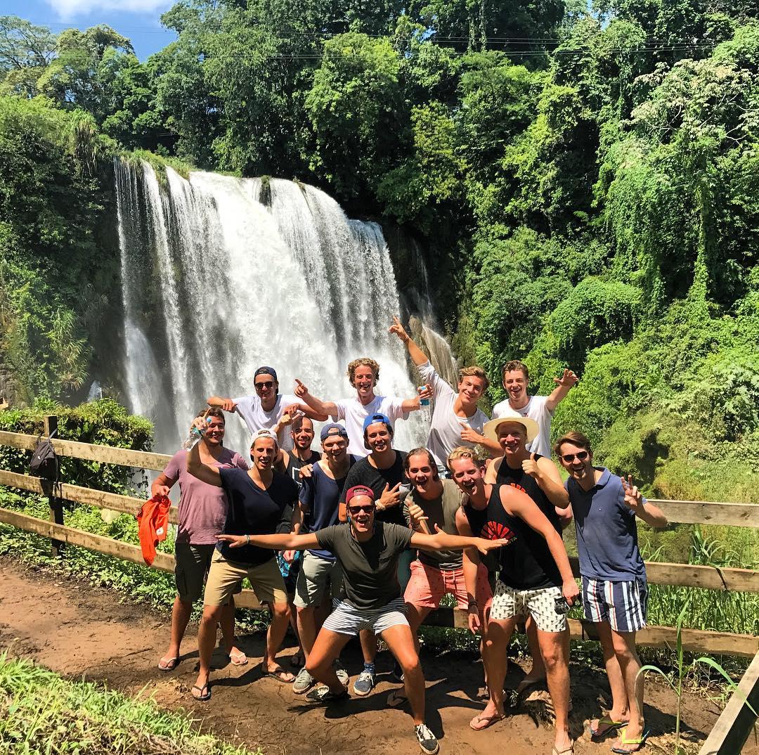 Lustrumreis Nicaragua Honduras JC Kozak