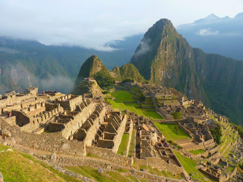 Lustrumreis Peru Machu Picchu