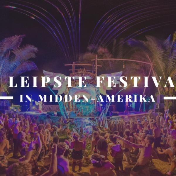 De leipste festivals in Midden-Amerika