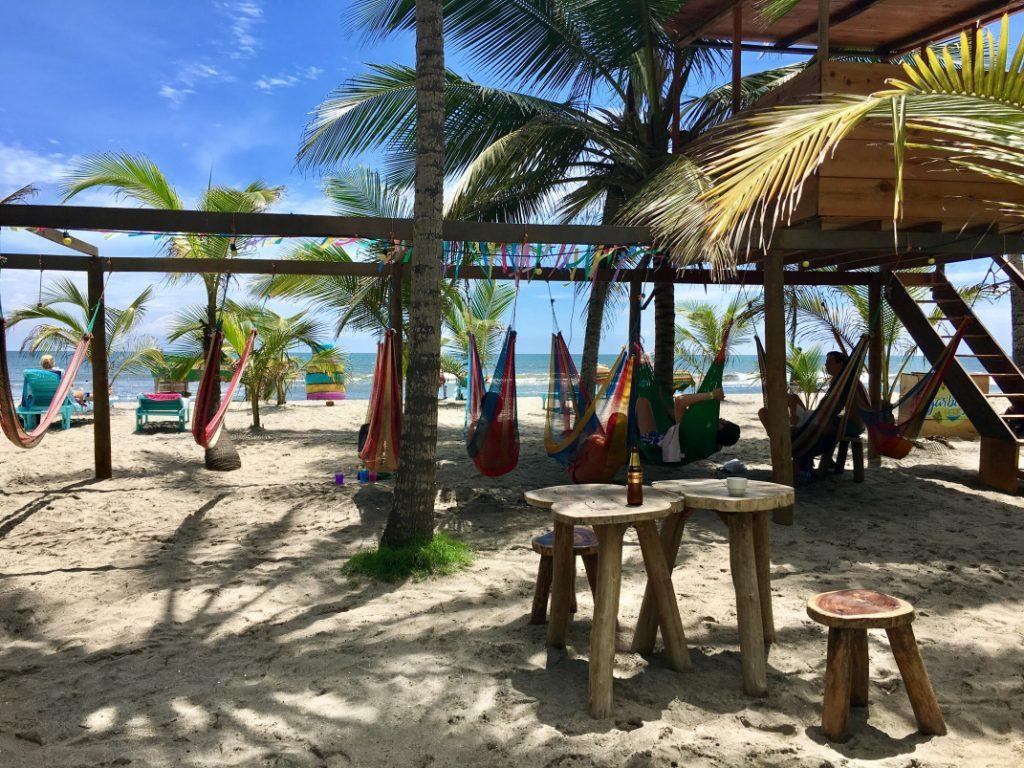 Lustrumfiesta Costeno Beach