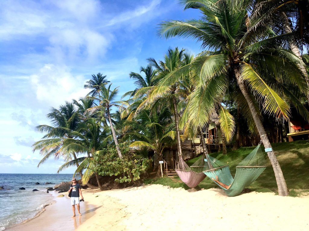 lustrumreis corn islands nicaragua donton