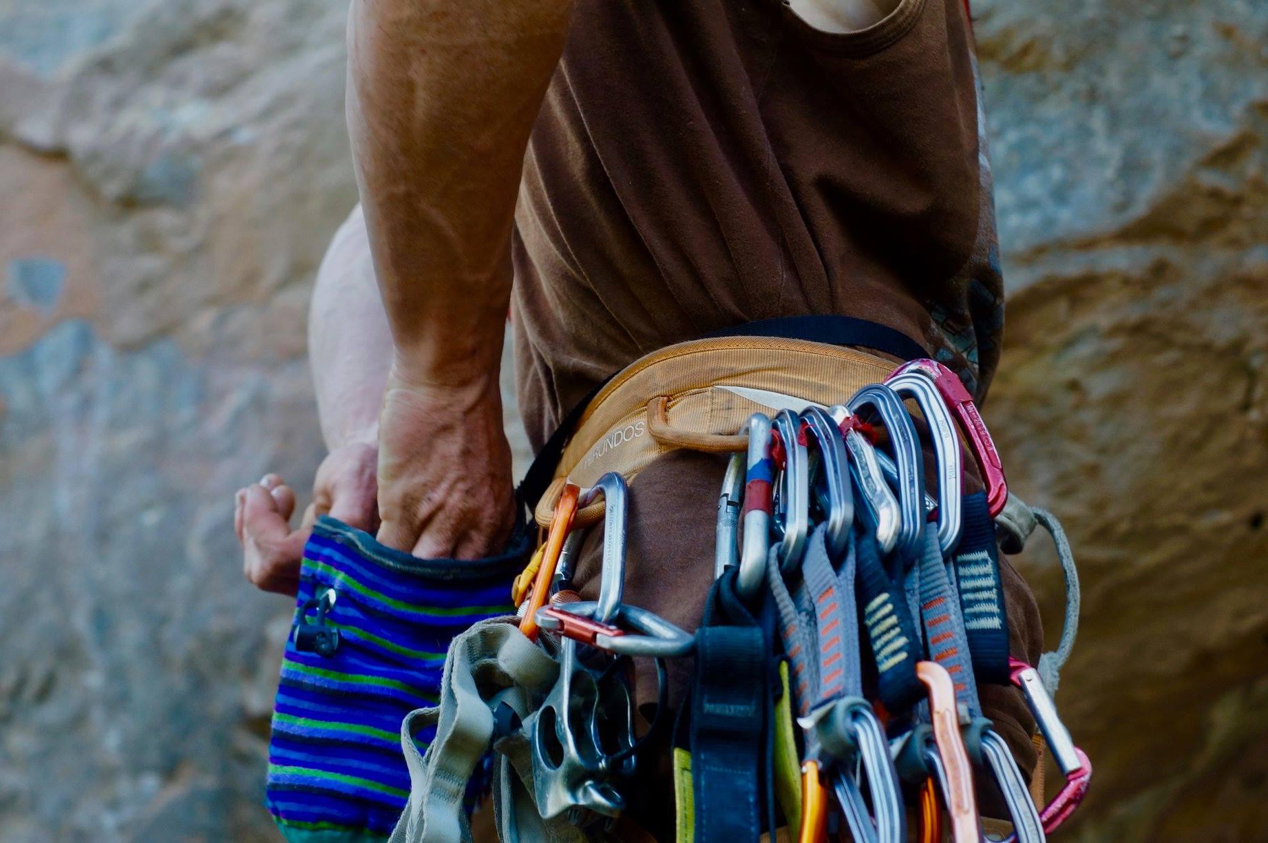 Aguacero overnight rock climbing San Cristobal Mexico00001