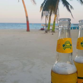 4 x bounty stranden in Midden-Amerika