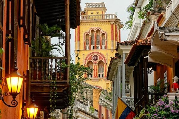 Geniet van het prachtige Cartagena tijdens je lustrumreis door Colombia