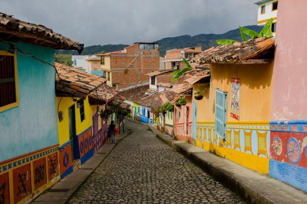 Colombia - Guatape