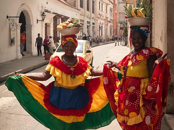 Colombia-Lustrumreis-Cartagena