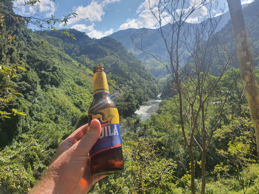 Colombia Santo Domingo Hike Aguila