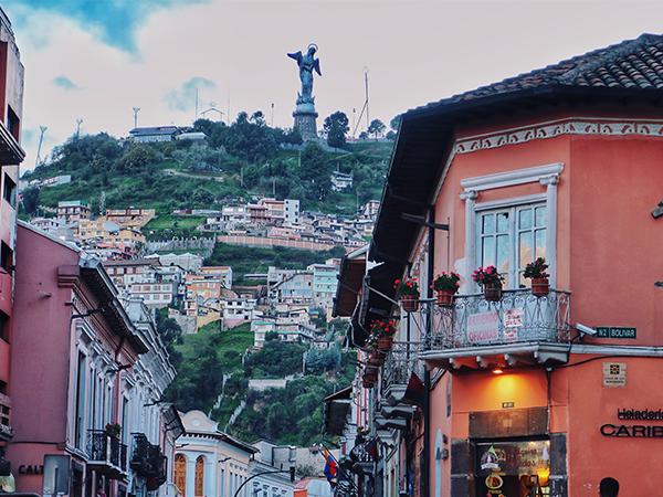 Ecuador-Quito-Lustrumreis-Vakantie