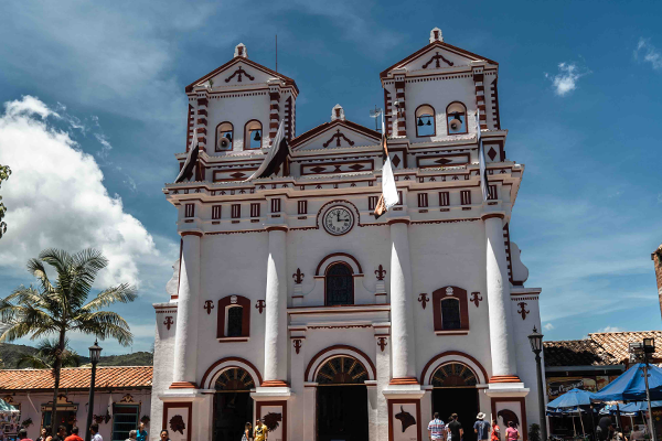 Guatape-Colombia-Church