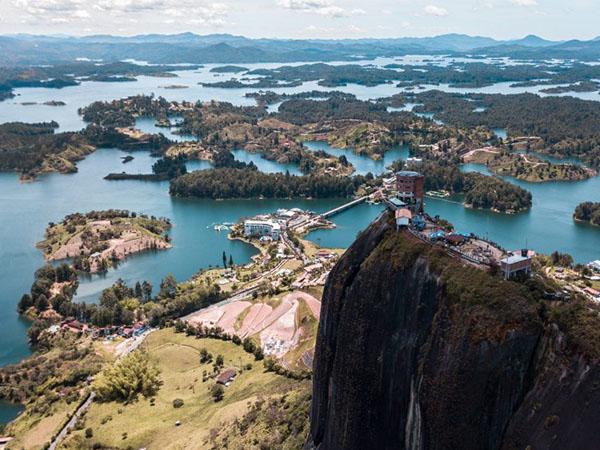 lustrumreis bestemming Colombia