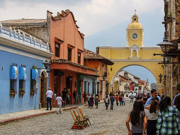 Guatemala-Antigua-Lustrumreis