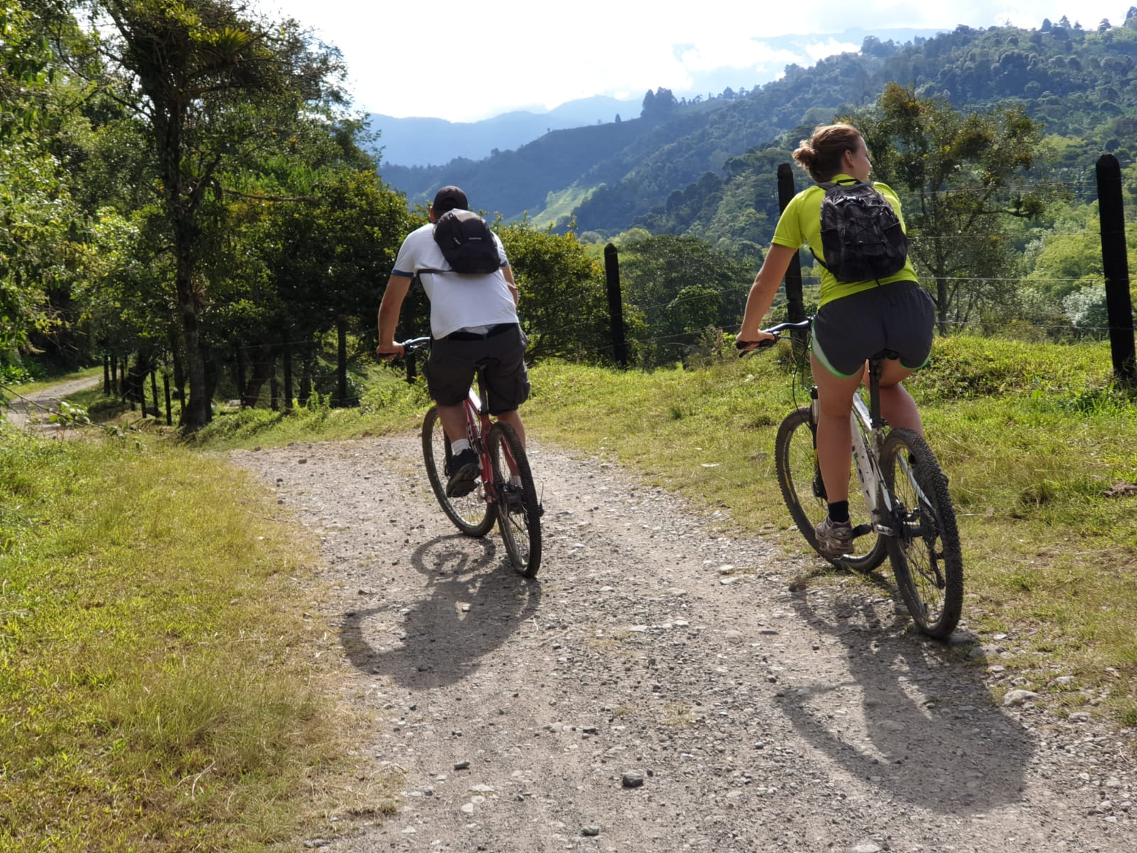 Guatemala Atitlan Mountainbiken 6