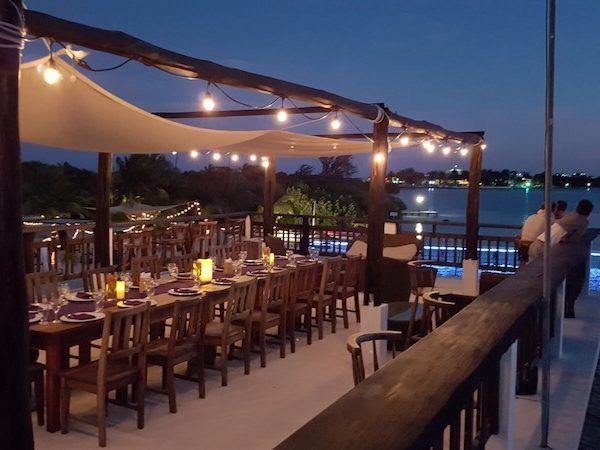 Lustrumreis Belize Caye Caulker Koko King Diner