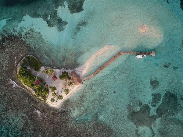 Overnacht op een prachtig privé eiland in Belize tijdens je lustrumreis