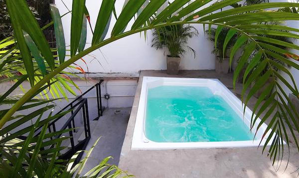 Lustrumreis Colombia Cartagena Santuario hostel