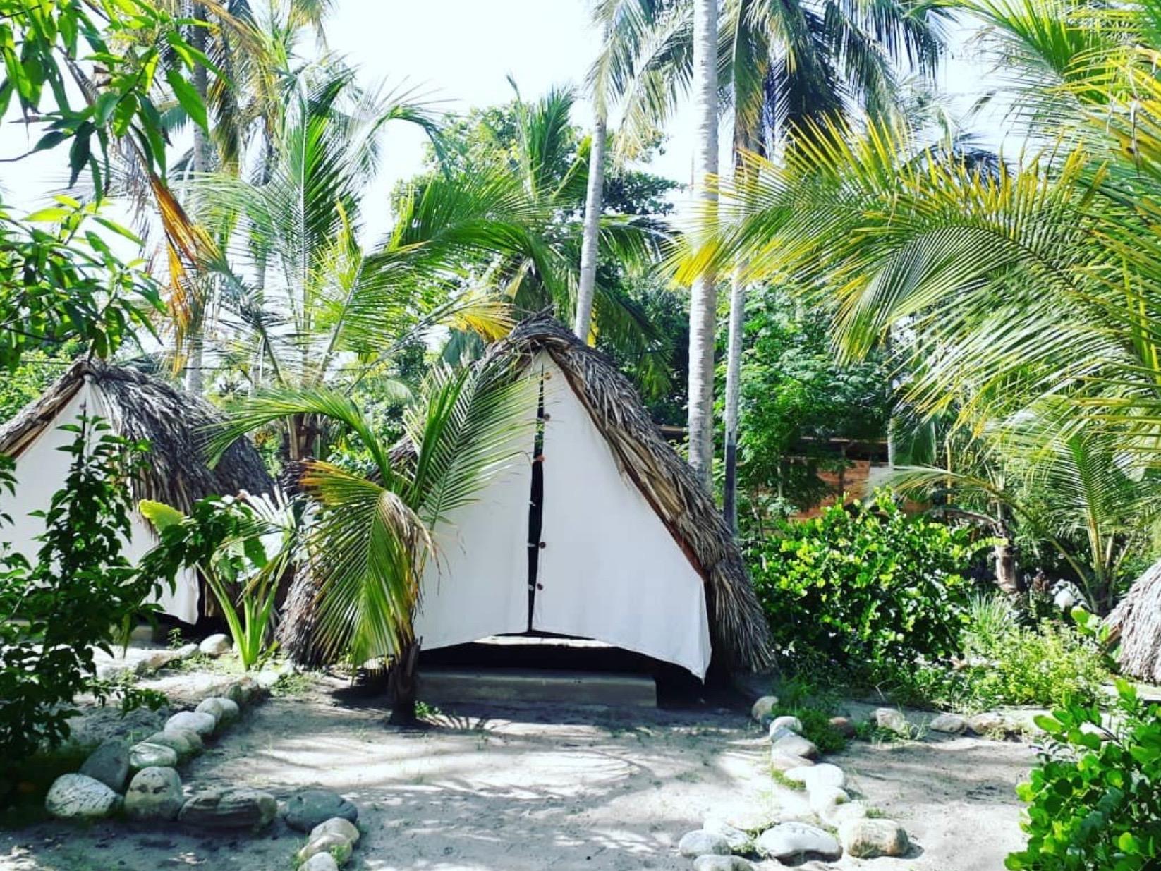 Lustrumreis Colombia - Costeno Beach Surf - 1