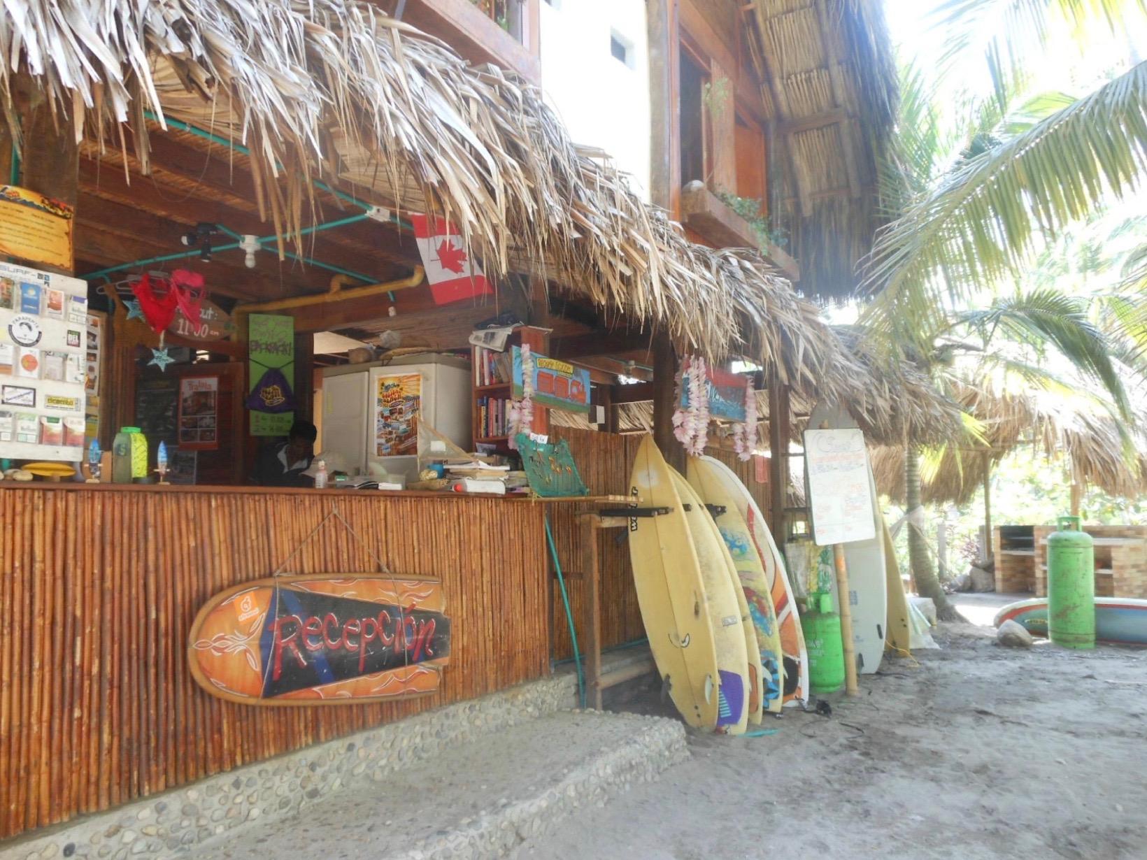 Lustrumreis Colombia - Costeno Beach Surf - 4