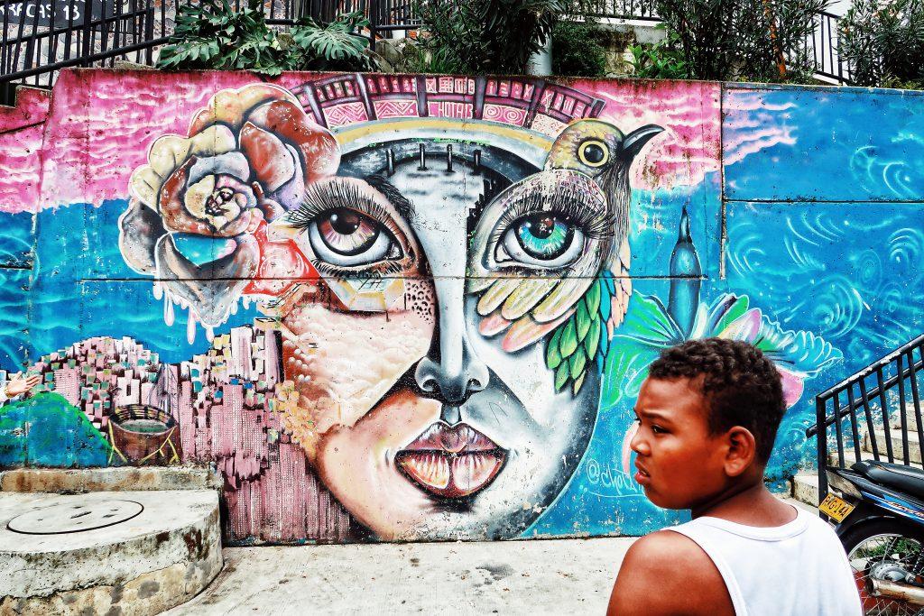 Lustrumreis-Colombia-Medellin-Comuna13-1-123
