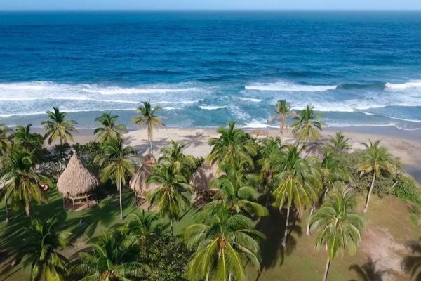 Lustrumreis Colombia - Playa Brava - Tayrona - 1