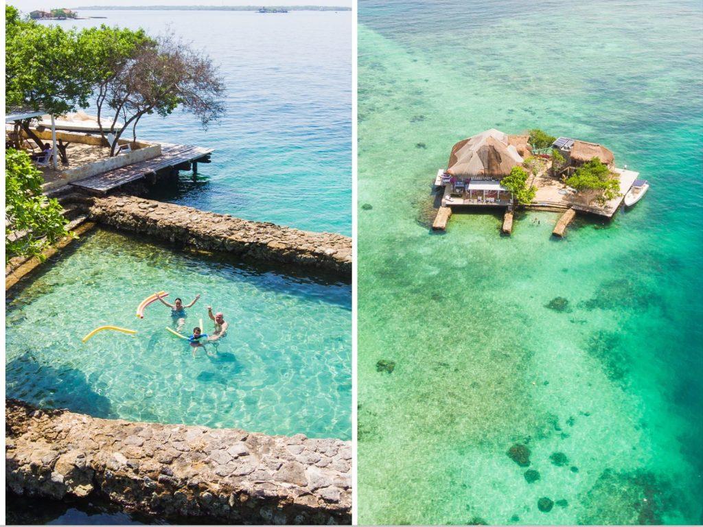 Lustrumreis Colombia Rosario Islands Luxe