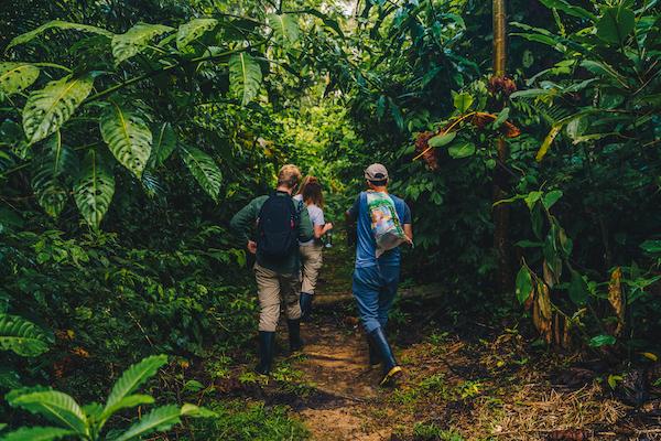 Lustrumreis Ecuador Cuyabeno Amazone 16