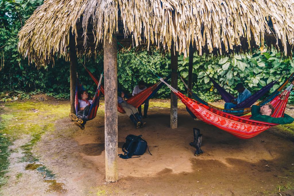 Lustrumreis Ecuador Cuyabeno Amazone 18