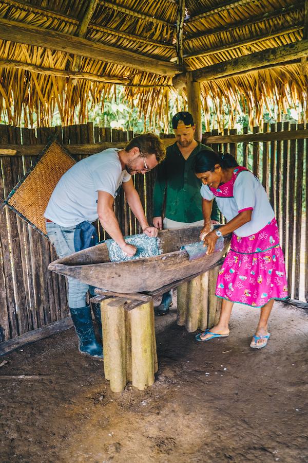 Lustrumreis Ecuador Cuyabeno Amazone 19