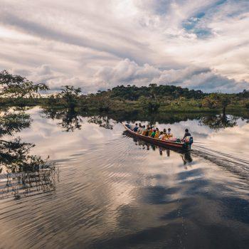 Lustrumreis Ecuador Cuyabeno Amazone