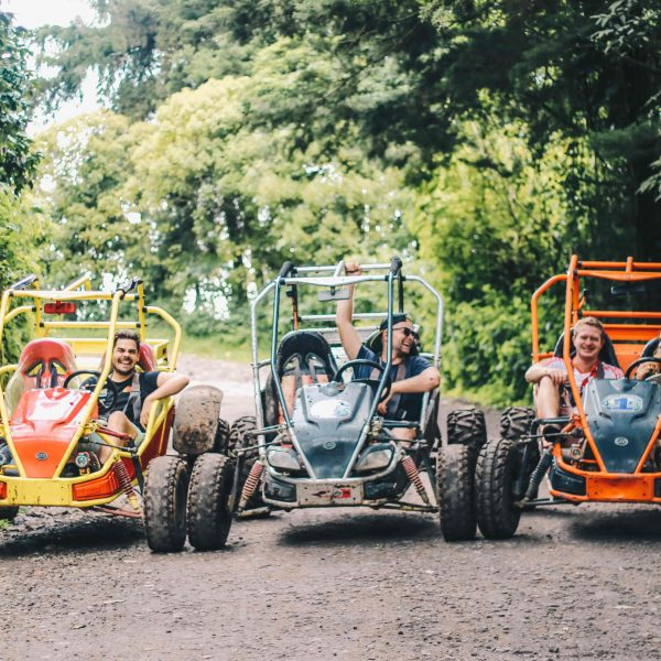 Buggy tour tijdens je lustrumreis El Salvador
