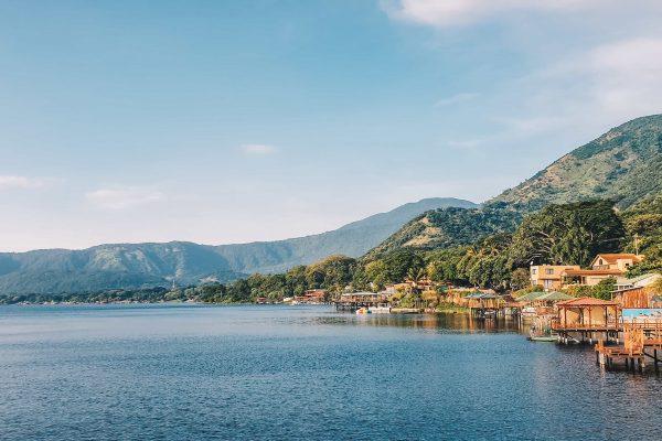 Lustrumreis El Salvador Lago Coatepeque (3)
