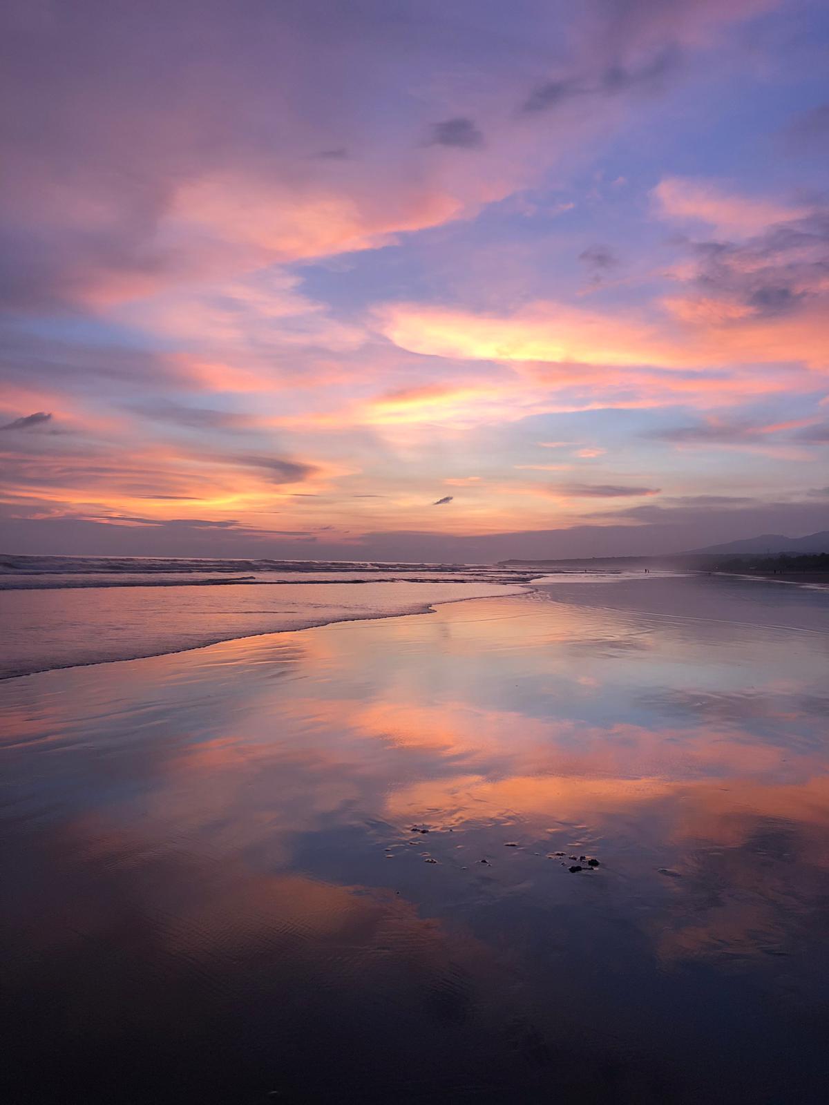Bezoek El Tunco strand tijdens je lustrumreis door El Salvador