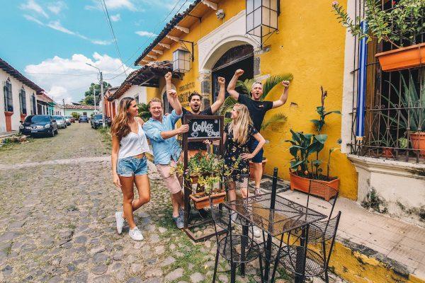 Wij zochten alles uit voor jullie lustrumreis naar El Salvador