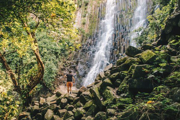 Bezoek de watervallen van Suchitoto tijdens je lustrumreis in El Salvador