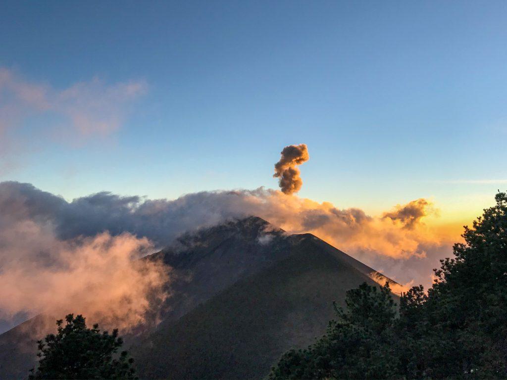 Lustrumreis Guatemala - Acatenango Overnight Hike - 3