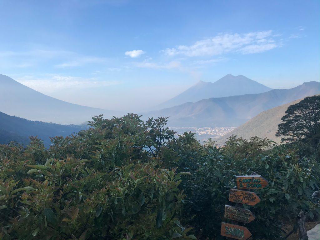 Lustrumreis Guatemala - Antigua - Earth Lodge
