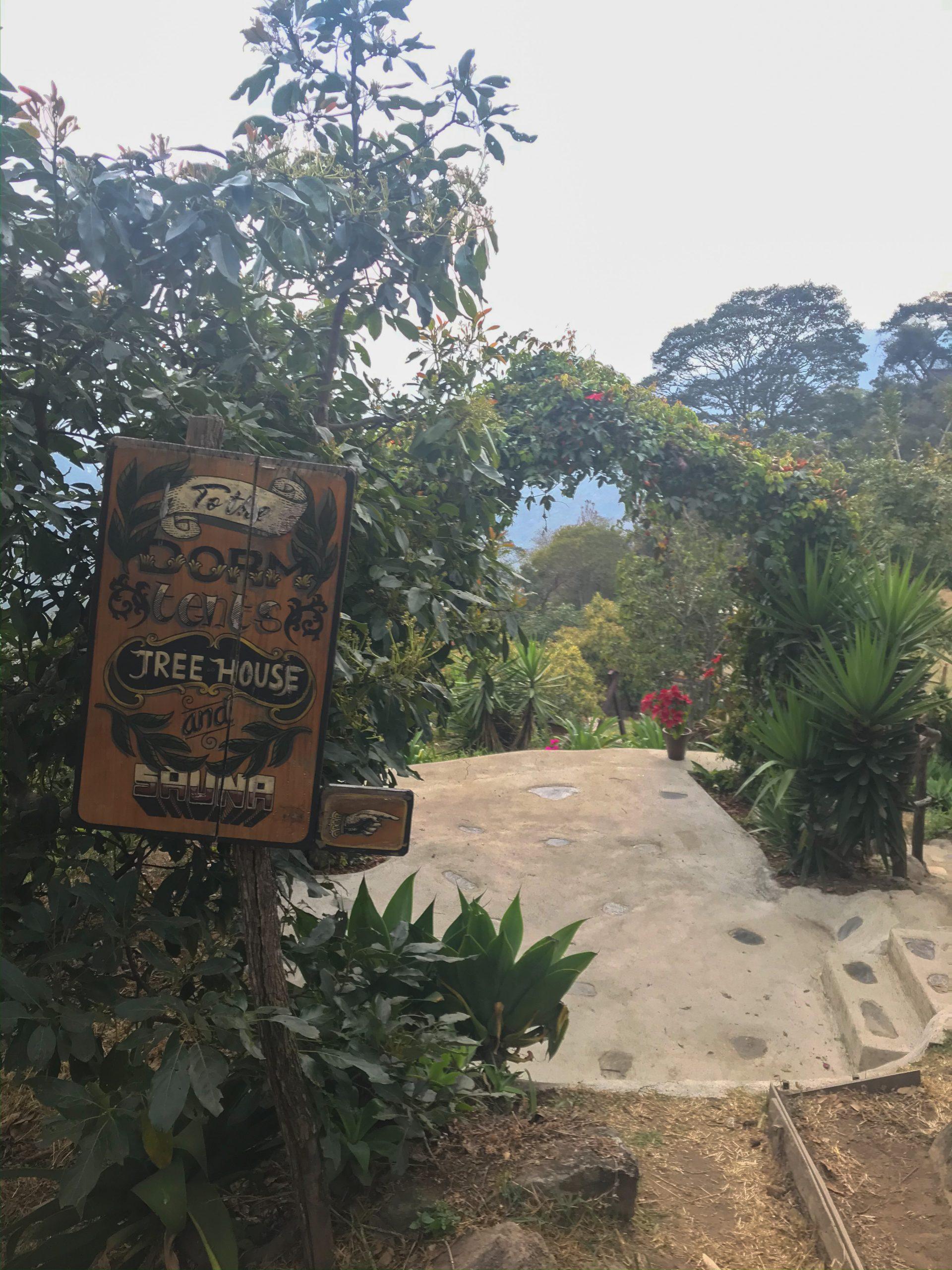 Lustrumreis Guatemala - Antigua - Earth Lodge - 2