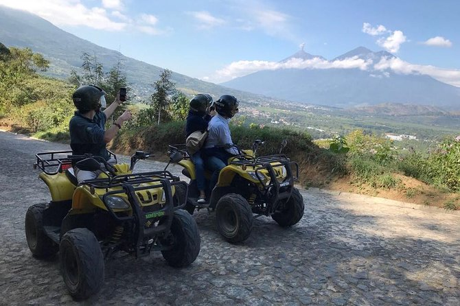 Lustrumreis Guatemala Antigua Quad