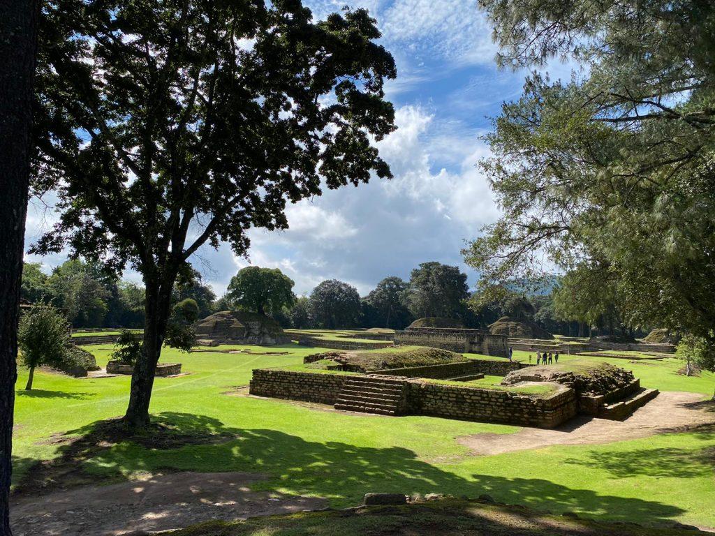 Lustrumreis Guatemala Iximche