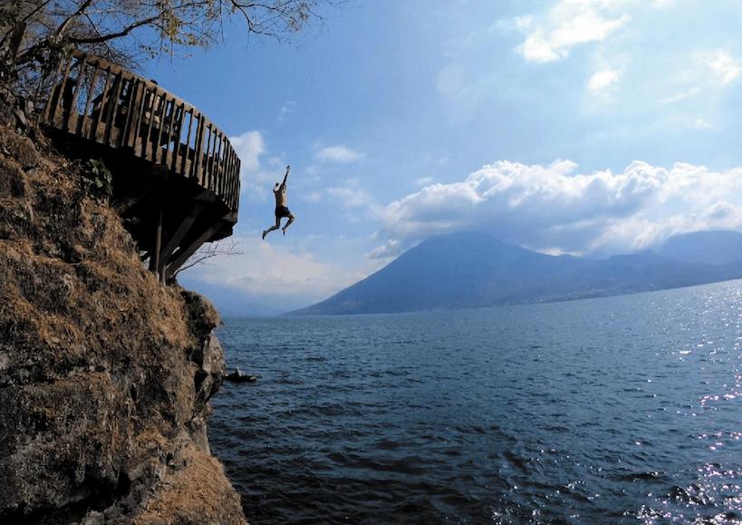 Lustrumreis Guatemala Lake atitlan Mr. Mullets accommodatie 3
