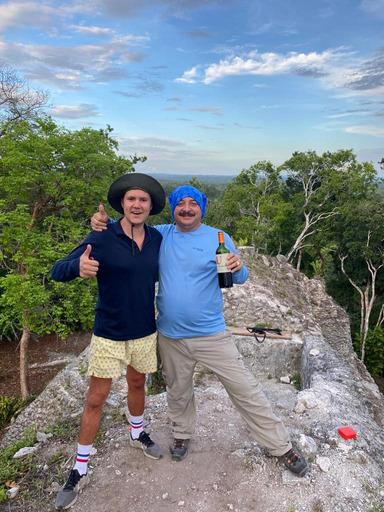 Lustrumreis Guatemala Yaxha Nakum 4x4 Vino Sas