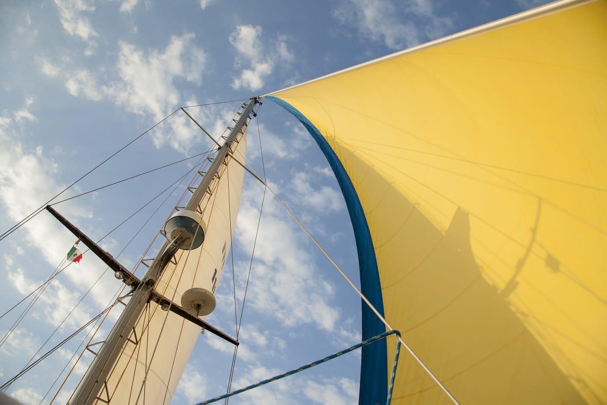 Lustrumreis Mexico Huatulco Sailtrip Zeilboot