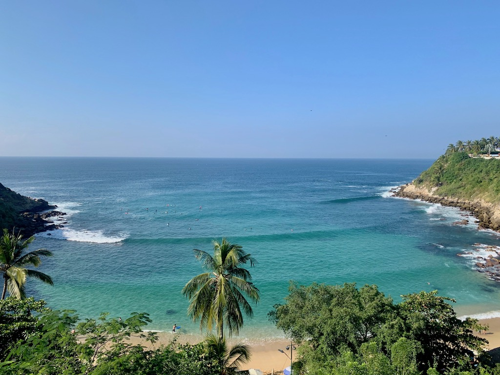 Lustrumreis Mexico Puerto Escondido Carrizalillo Beach